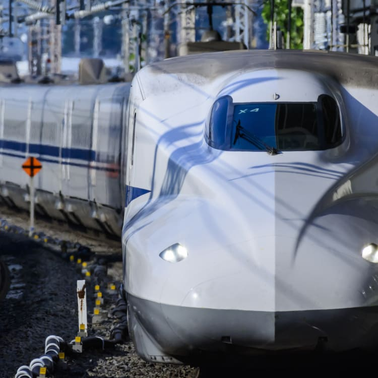 Shinkansen (Bullet Train)