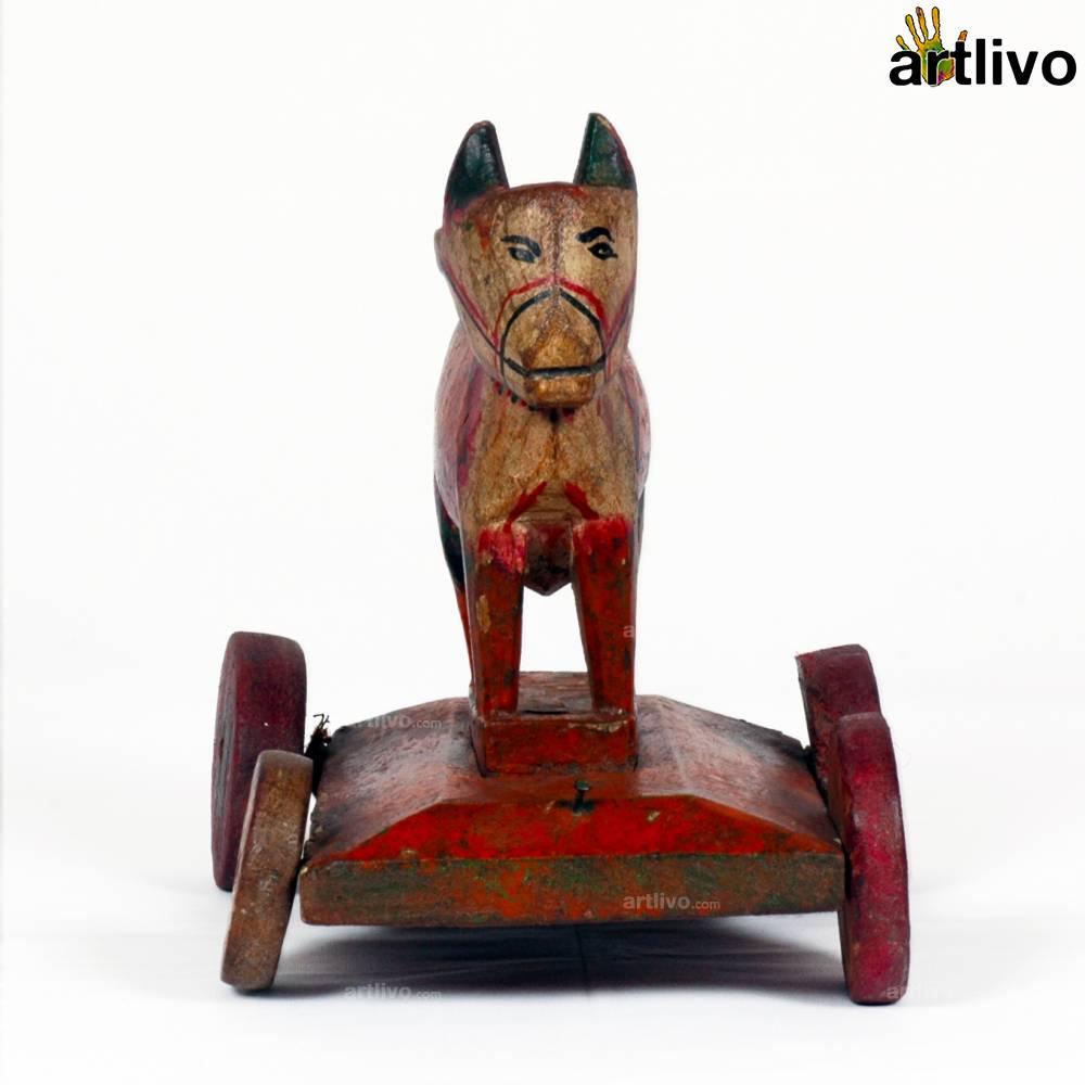 VINTAGE Nandi Bull Cart - ST023