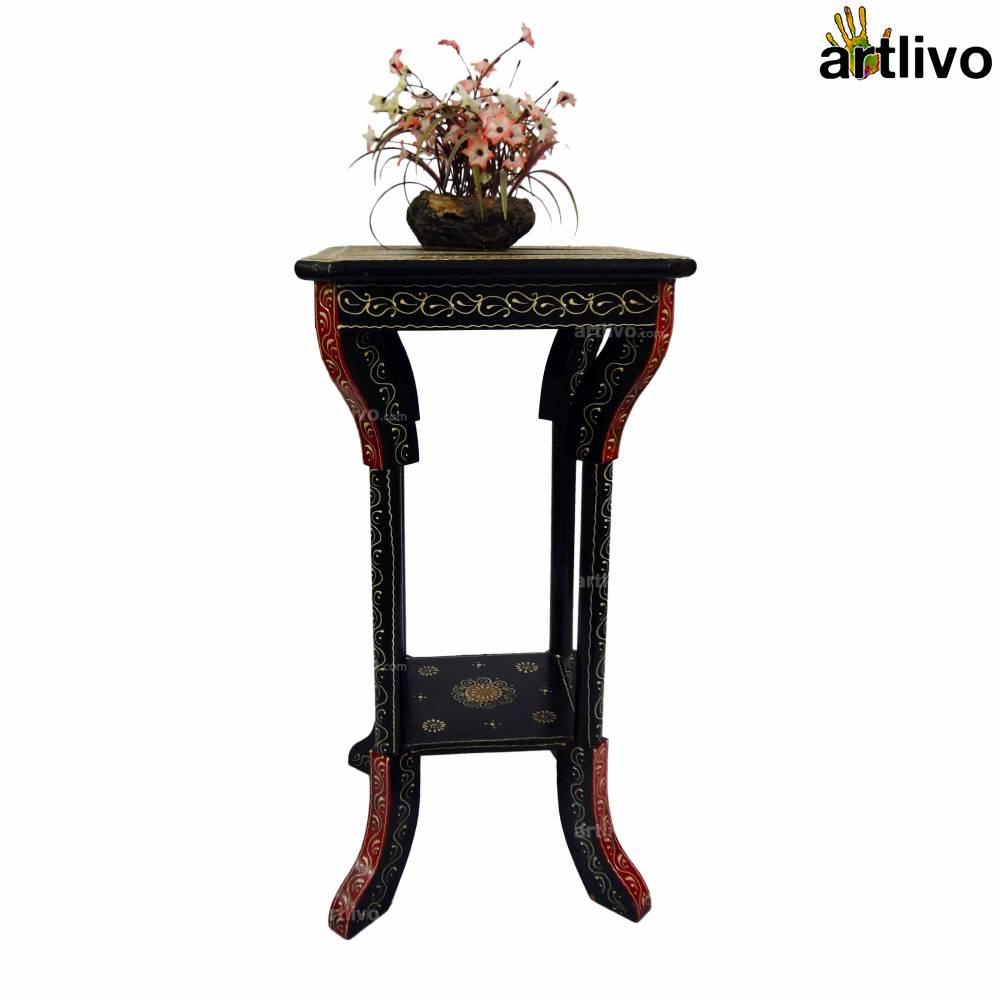 Turkish Side Table Multicolored- Large