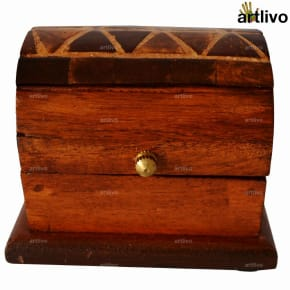 Coconut Shell Box - BO099