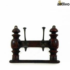 Reclaimed Wood Hooks - HO011