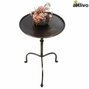 POPART Brown Side Table