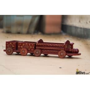 EMBOSSED Train Engine Table Organiser