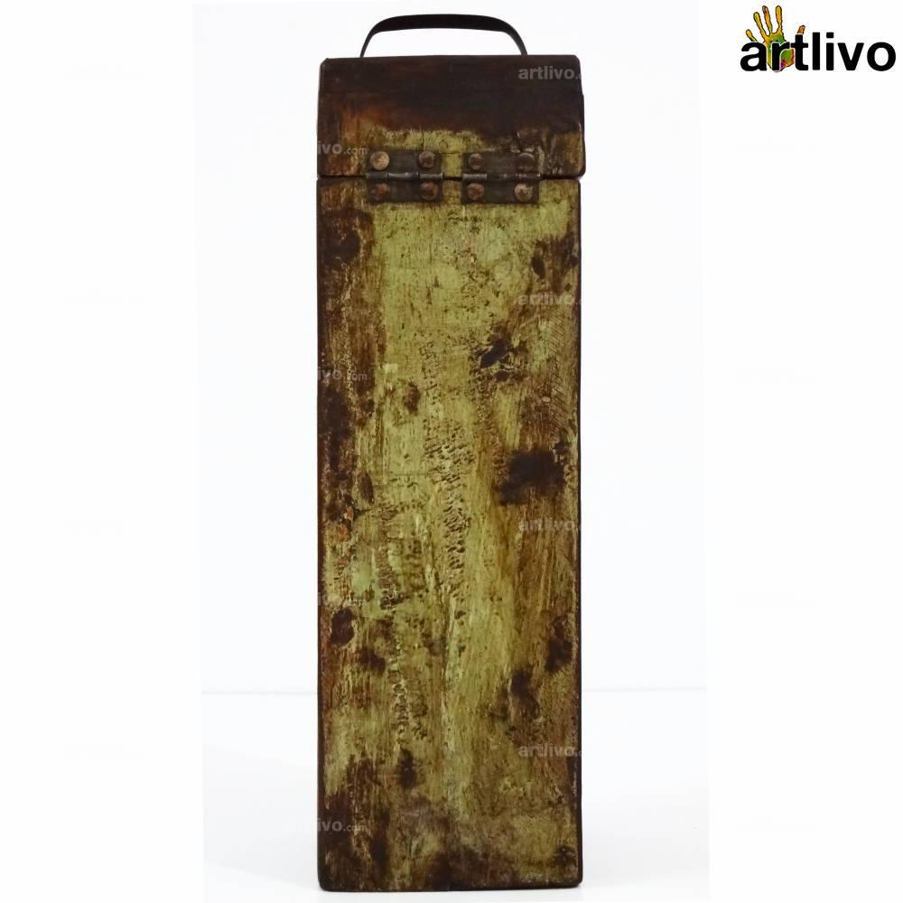 Ecolog Reclaimed Wood Wine Box