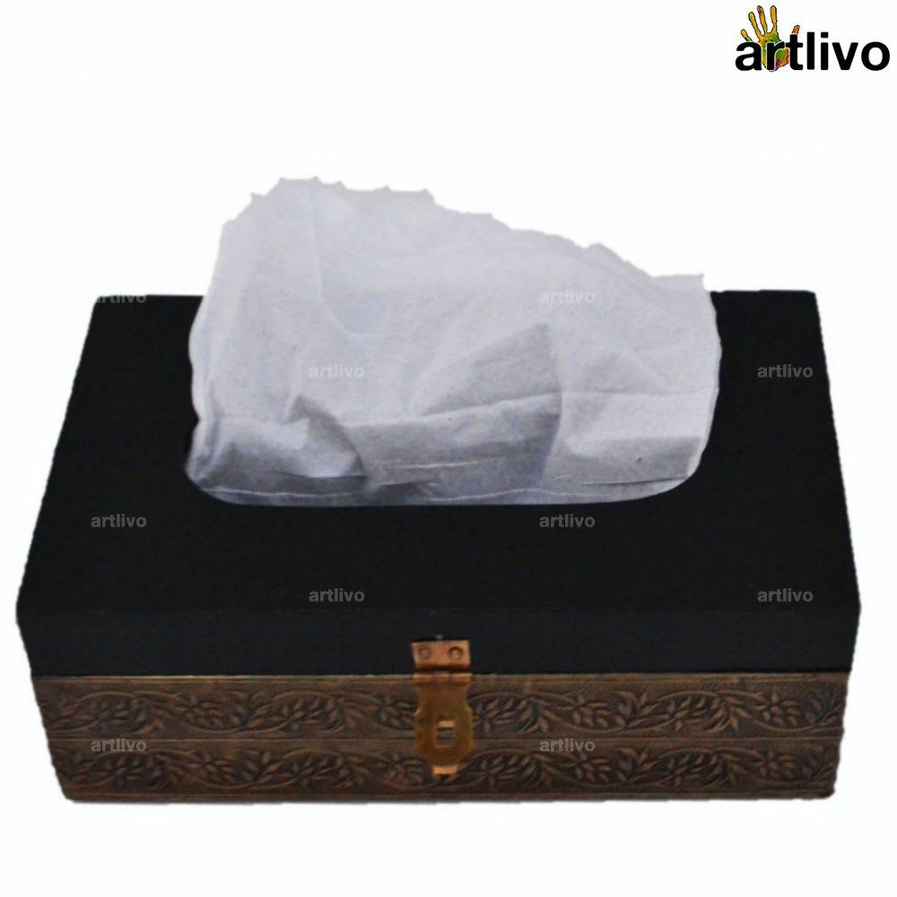 UBER ELEGANT Tissue Box - BO090