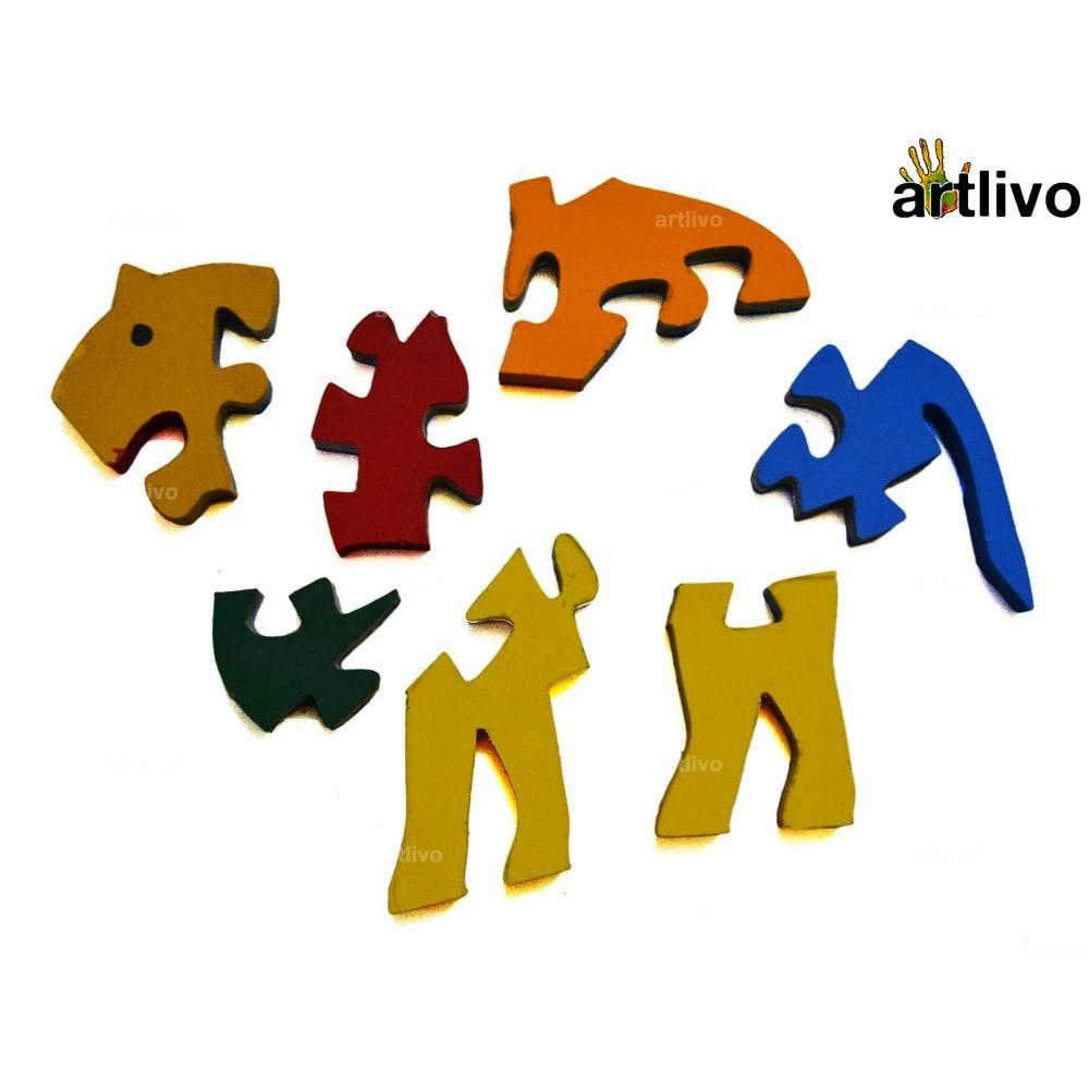 POPART Jigsaw - Baby Lion