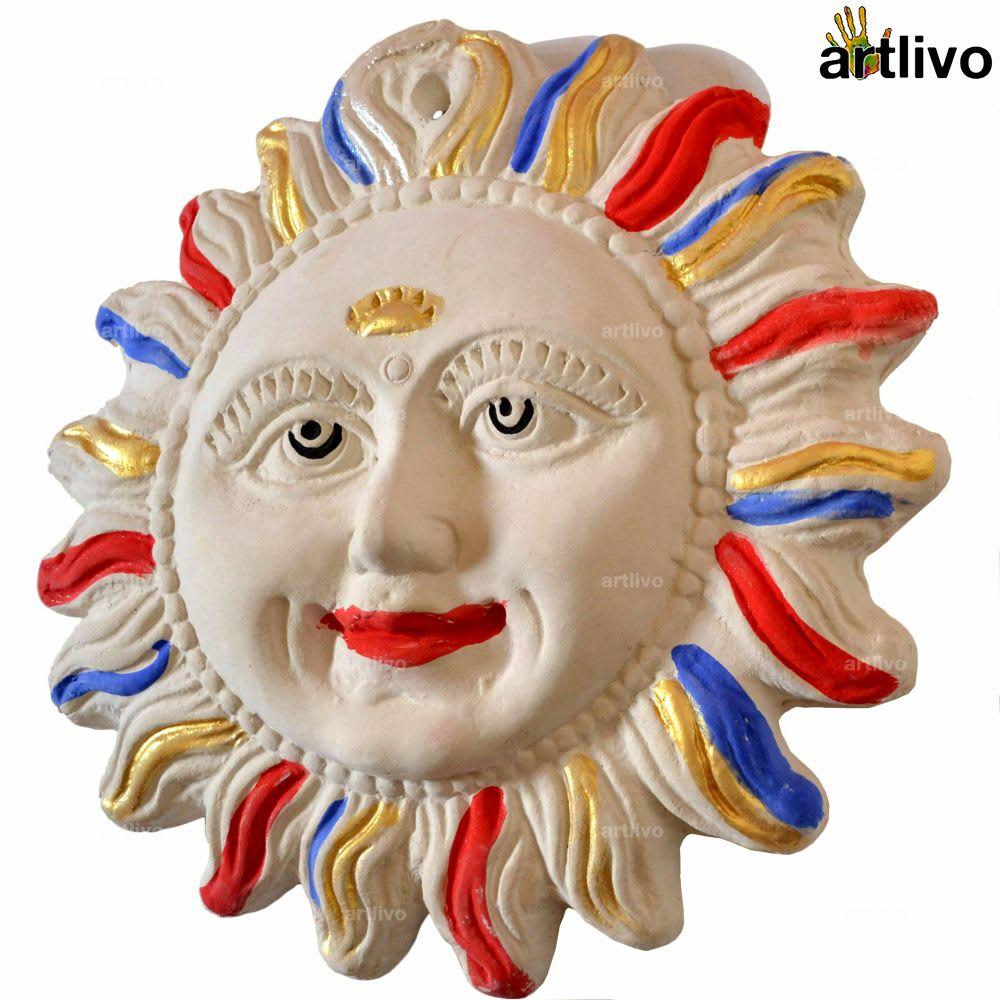 POPART Sun God Statue