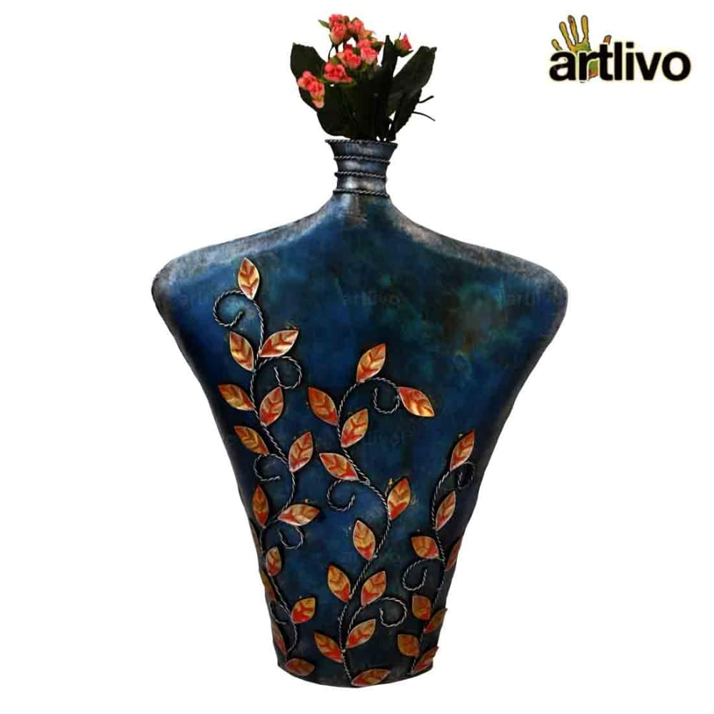 Iron Pot - Blue