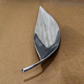 Shine Iron Leaf Fruit Tray