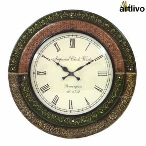 FUSION Radial Clock
