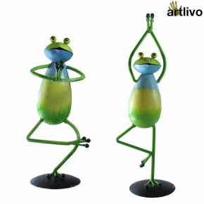 POPART Yoga Frogs - Set of 2 - ST074