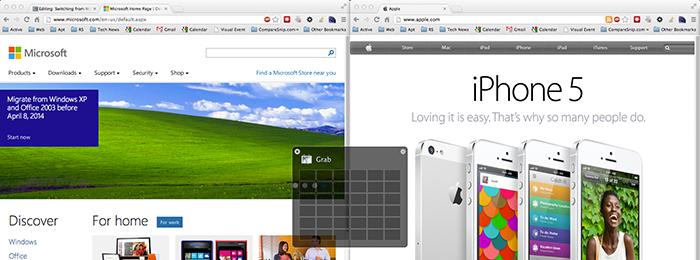 Divvy screenshot