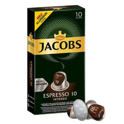 Jacobs Espresso 10 Intenso