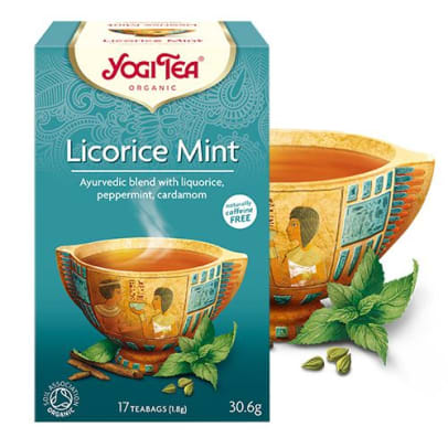 Yogi Tea Licorice Mint