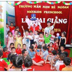 Trường mầm non Bé Ngoan – Nicekids Preschool