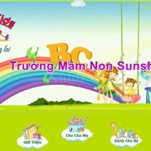 Trường mầm non SunShine Kids