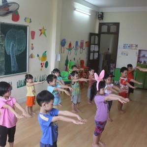Trường Mầm non Ngân Xuân