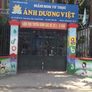 Trường Mầm non Ánh Dương Việt