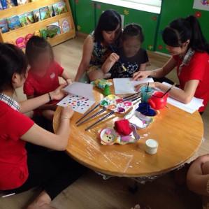 Trường mầm non Vườn hồng (Rose Garden Kindergarten)