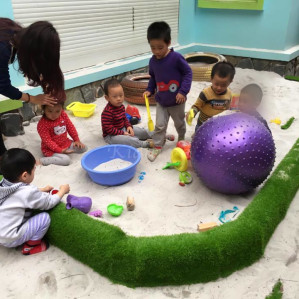 Rainbow  Montessori Preschool