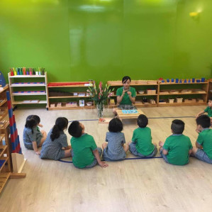 The Maple Leaf Montessori Academy