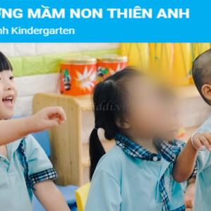 Trường Mầm non Thiên Anh