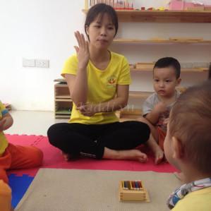Trường mầm non song ngữ Vietkids Montessori