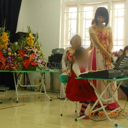 Trường mầm non chất lượng cao Thăng Long Kidsmart - Đức Giang