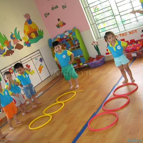 Trường mầm non chất lượng cao Ngôi Sao Xanh - Khu biệt thự Sài Đồng