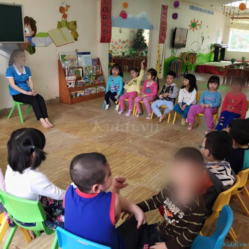 Trường mầm non HaNoi Kinderland - Khuất Duy Tiến