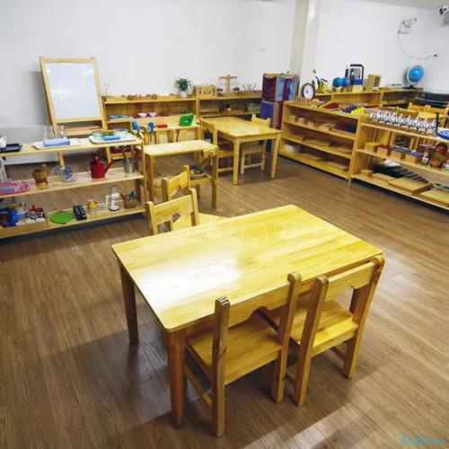 Trường mầm non Montessori Quốc tế (MON) - Trung Hòa - Nhân Chính