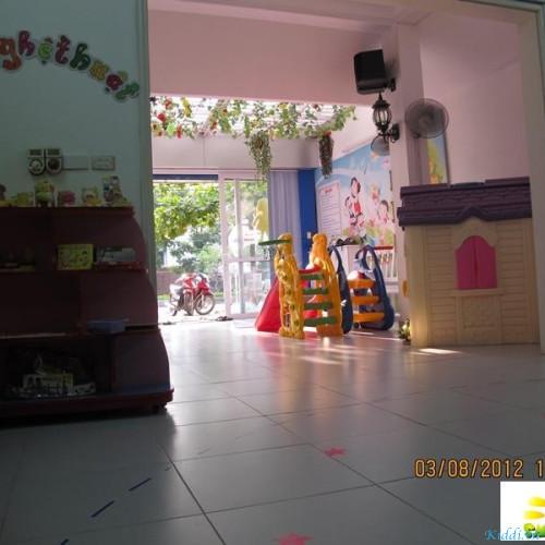 Trường mầm non Văn Hiến - Thụy Khuê