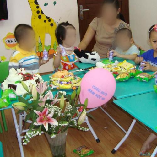 Trường mầm non nụ cười của bé - Lê Thanh Nghị