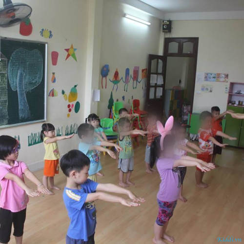 Trường Mầm non Ngân Xuân - Bạch Mai