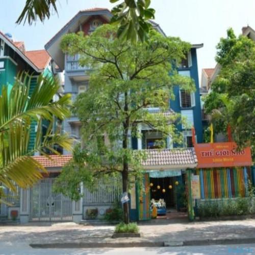Trường Mầm Non Thế Giới Nhỏ - KĐT Đại Kim