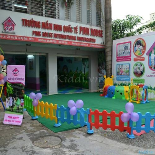 Trường Mầm non Pink House - Mỹ Đình