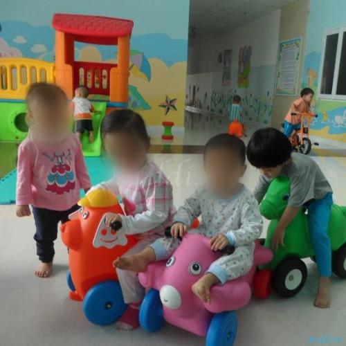 Trường mầm non Vườn Tuổi Thơ - Hoa Bằng