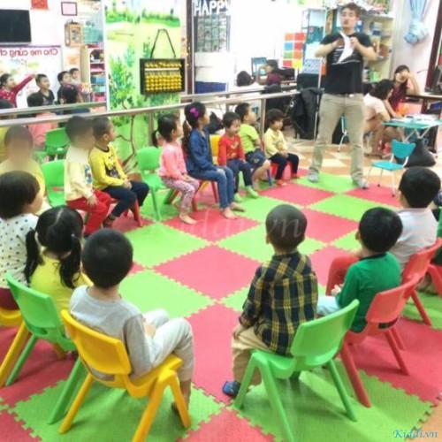 Trường mầm non Vườn Trẻ Thơ - Trần Cung