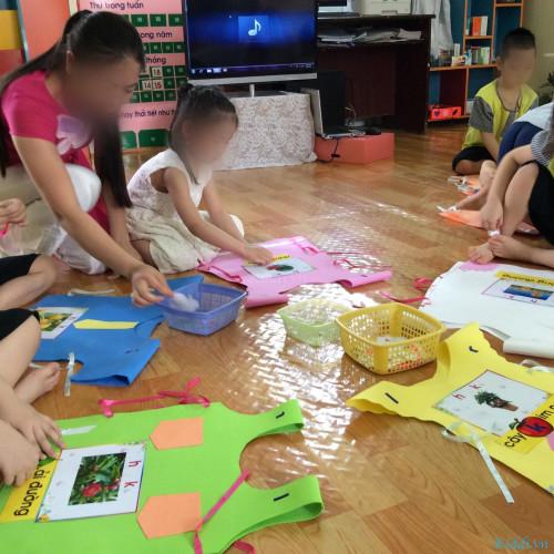 Trường mầm non 20 - Phan Đình Giót