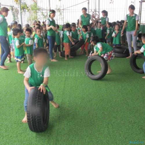 Trường mầm non Mùa Xuân - Ngõ 30 - Lê Trọng Tấn