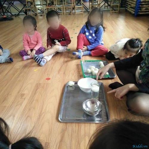 Trường mầm non tư thục Tuổi Thơ Tài Năng - KĐT Việt Hưng