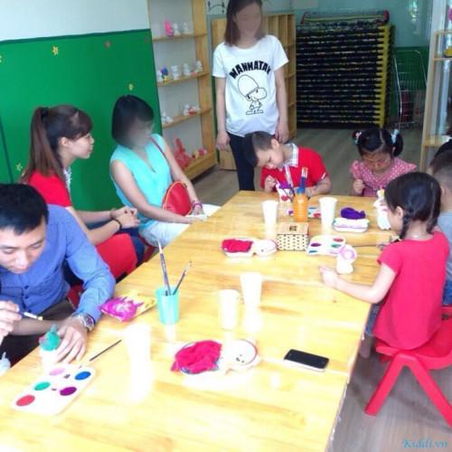 Trường mầm non Vườn hồng - Thành Công