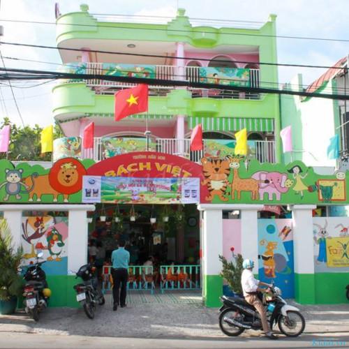 Mầm non Bách Việt - Kha Vạn Cân