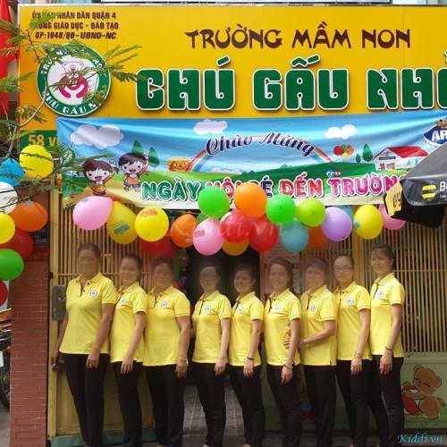 Trường Mầm Non Chú Gấu Nhỏ - Vĩnh Hội