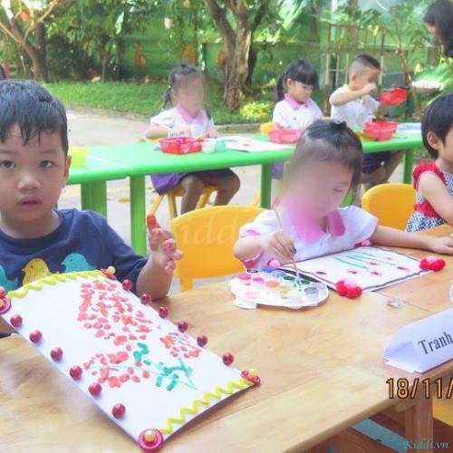 Trường mầm non Đông Sài Gòn - Mai Thị Lựu