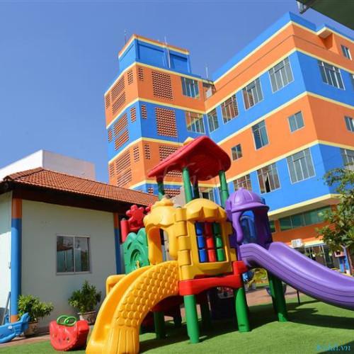 Trường Mầm non Việt Mỹ Úc - Quận Bình Tân