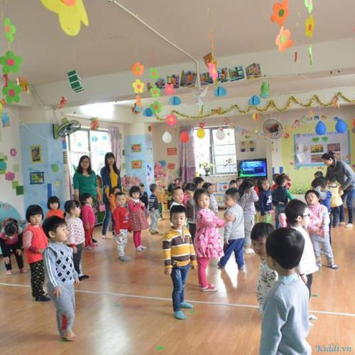 Trường mầm non chất lượng cao HTC - Trương Định