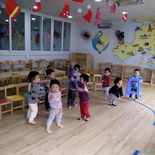 Little Sol Montessori Preschool - Mỗ Lao
