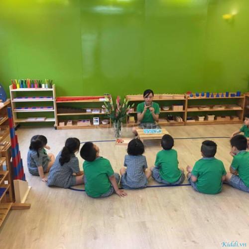 The Maple Leaf Montessori Academy - Lô số 19 - Khu ĐT Văn Khê