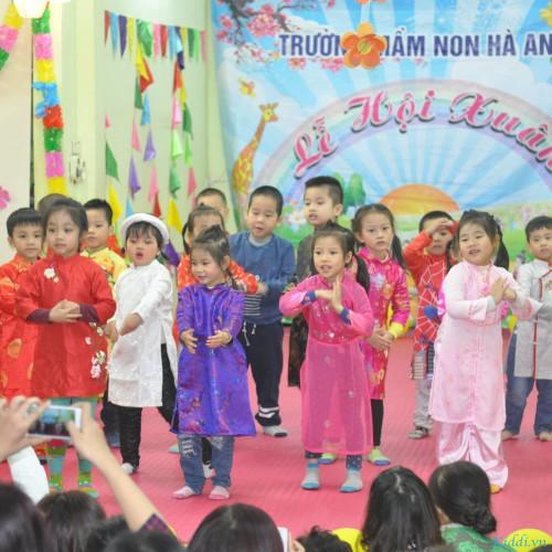 Trường mầm non Hà Anh - Nguyễn Viết Xuân